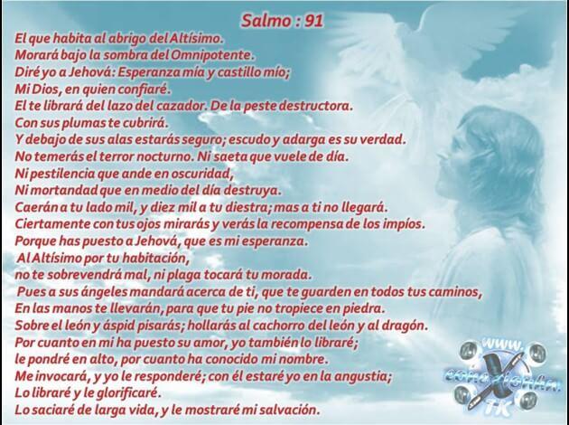 salmo 91 altisimo