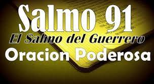 salmo 91 biblia católica dios habla hoy
