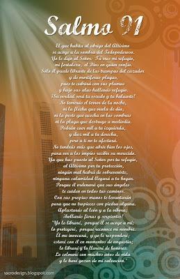 salmo 91 de protección