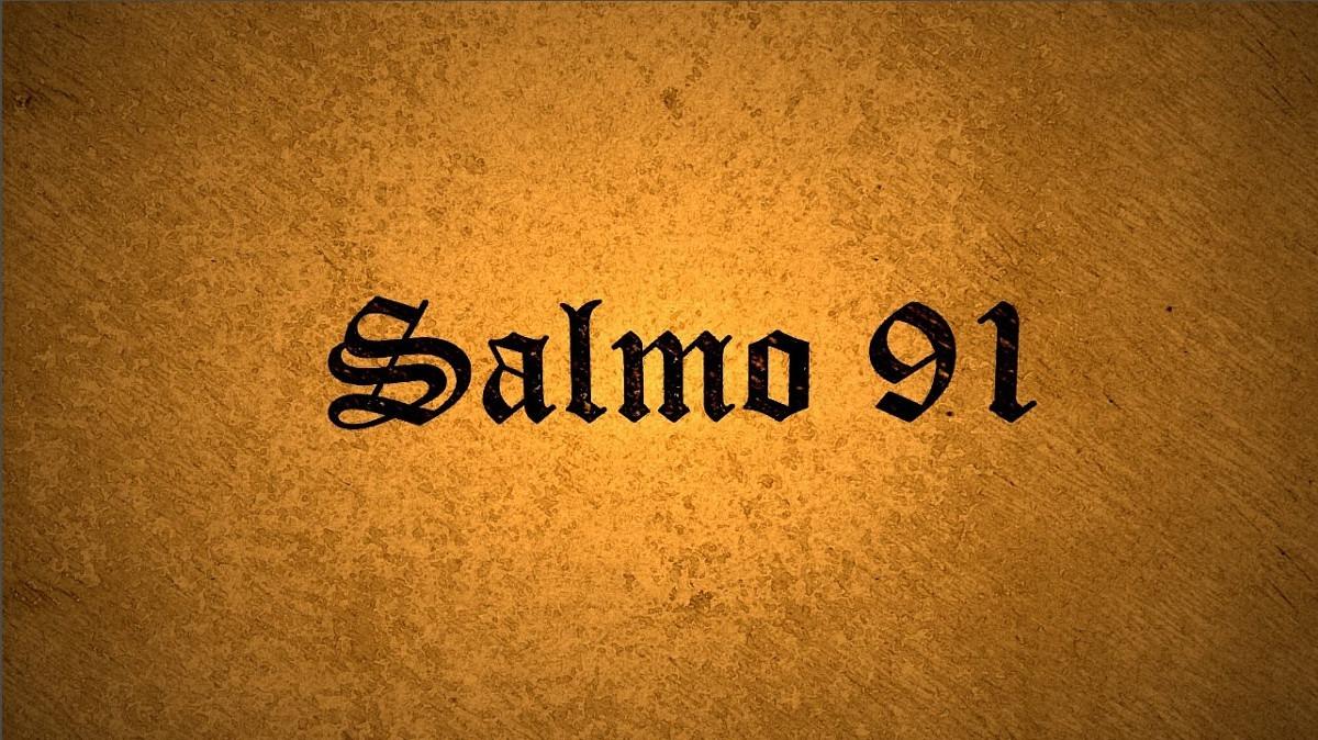 salmo 91 en hebreo y español