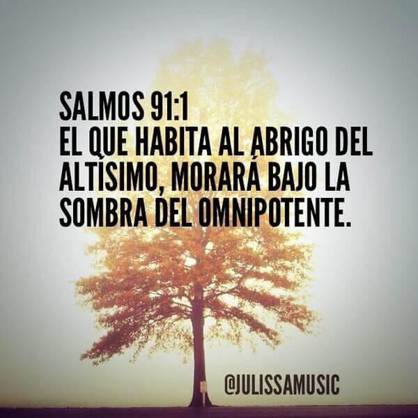 salmos 91 1 imagenes