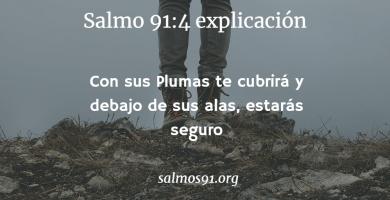 salmo 91 4