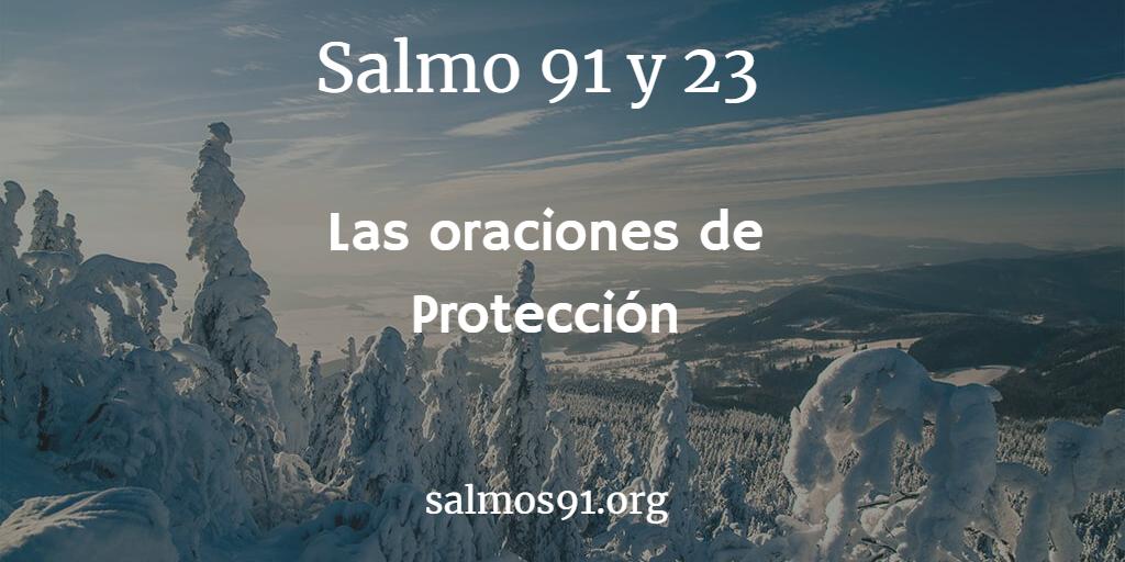 salmo 91 y 23