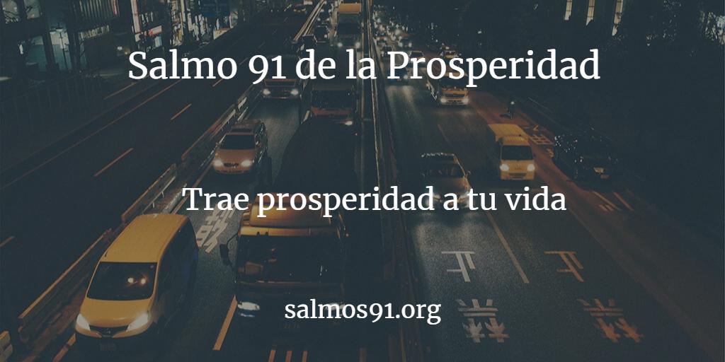 salmo 91 prosperidad