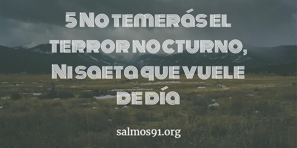 oracion 91 5