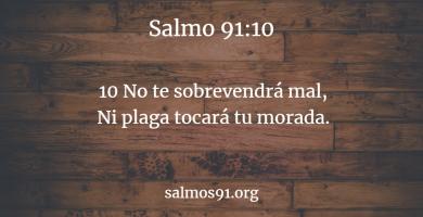 salmo 91 10