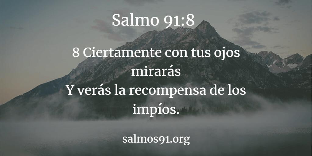 salmo 91 8