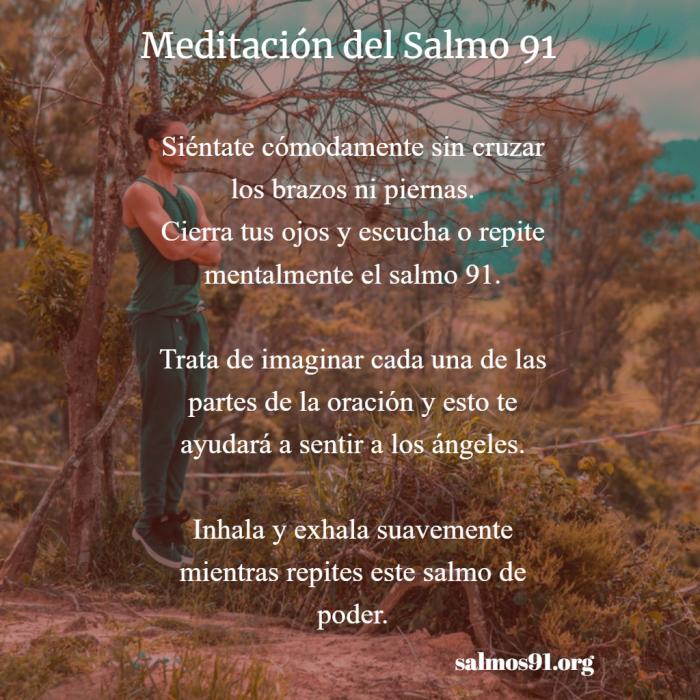 meditación del salmo 91