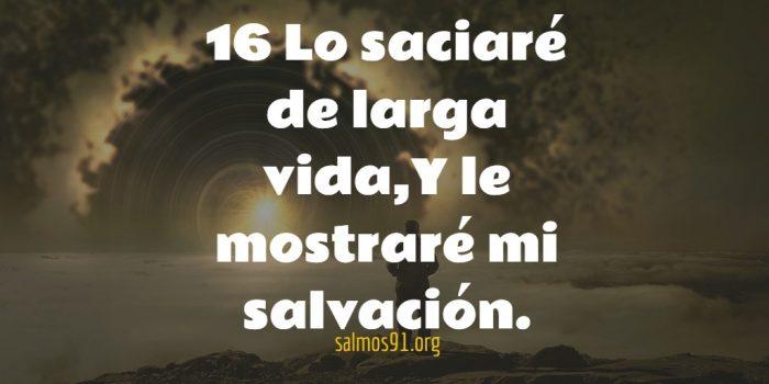 salmo 91 16 imagen