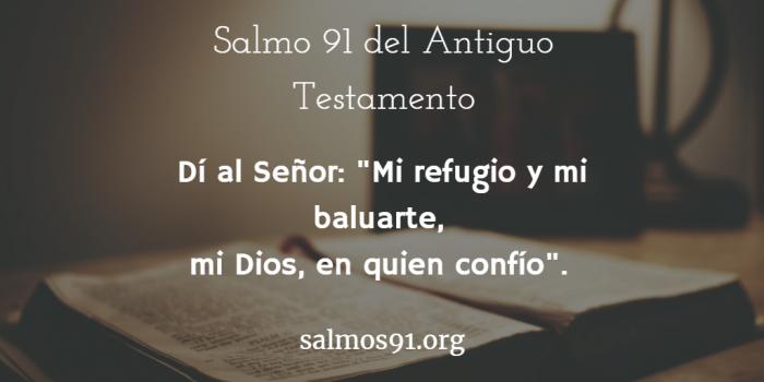 salmo 91 antiguo testamento