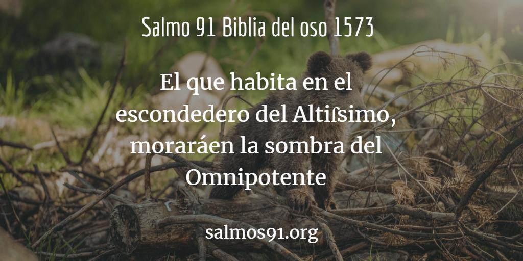 salmo 91 biblia del oso 1573