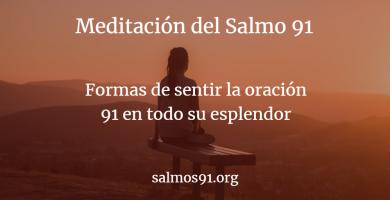 salmo 91 meditado