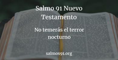 salmo 91 nuevo testamento