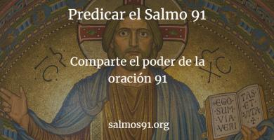 predicación de la oración 91