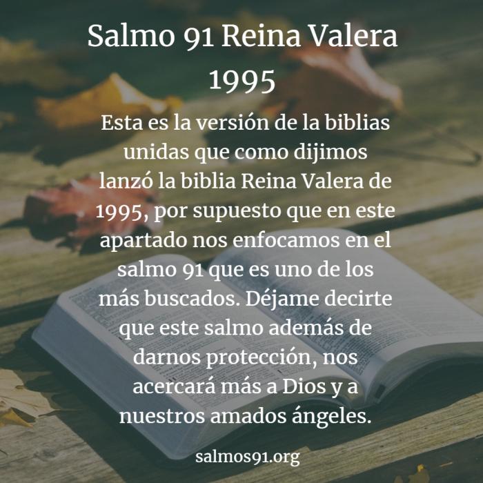 reina valera 1995