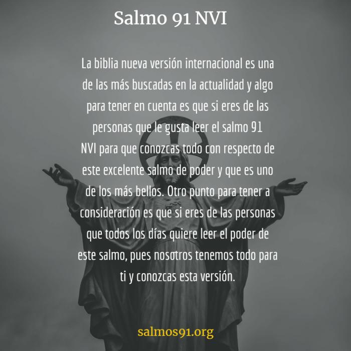 salmo 91 nvi