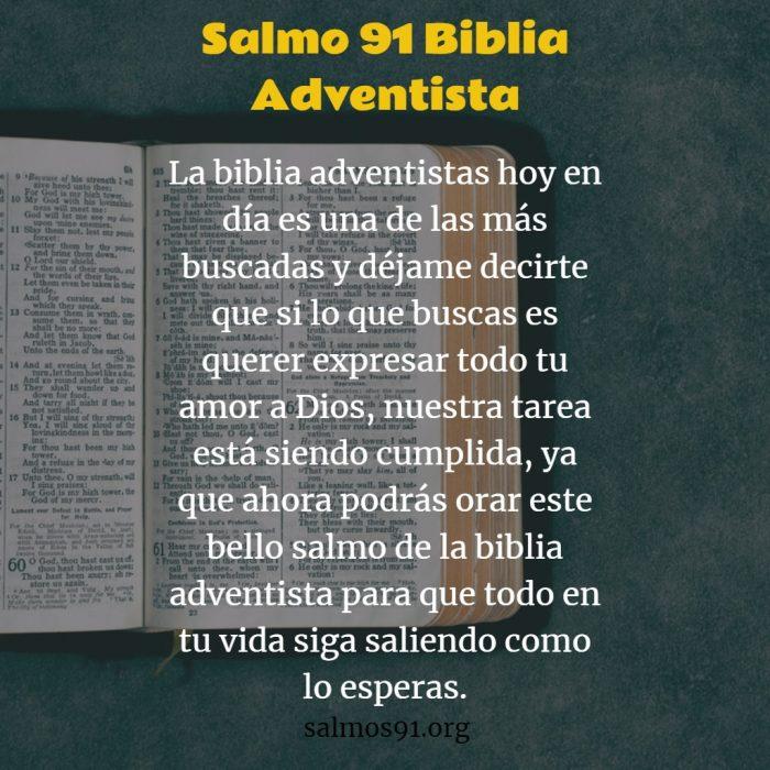 salmo 91 biblia adventista
