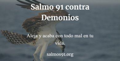 contra demonios