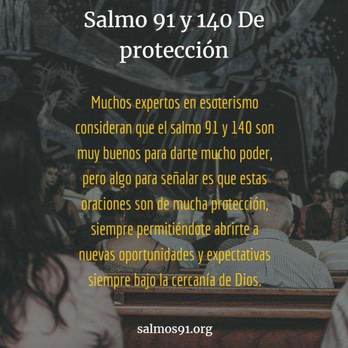 salmo 91 y 140