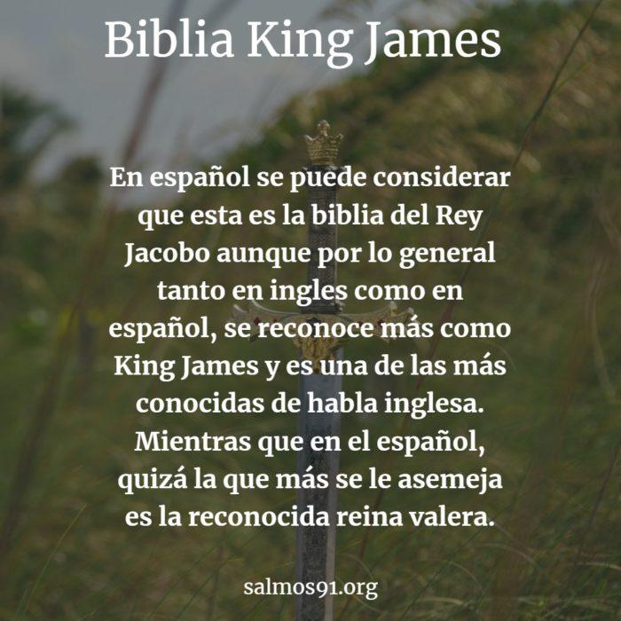 biblia king james